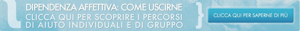 Gruppi di aiuto dipendenza affettiva Roma